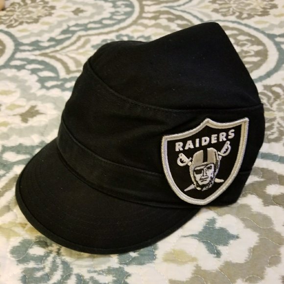 NWT Women s Raiders hat 74b14f7527